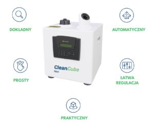 Biosanitizer Clean Cube Mini